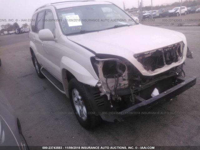 2003 LEXUS GX, 23743583 | IAA-Insurance Auto Auctions