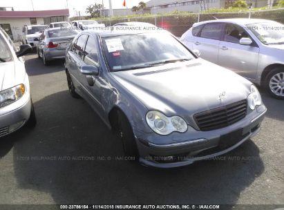 2007 MERCEDES-BENZ C 230