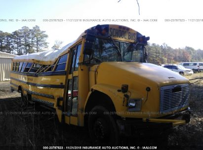 2001 FREIGHTLINER CHASSIS FS65