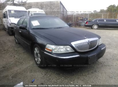 2006 LINCOLN TOWN CAR EXECUTIVE L