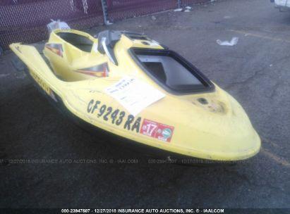 2004 BOMBARDIER GTXS155