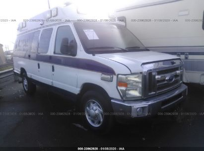 2008 FORD ECONOLINE E350 SUPER DUTY VAN