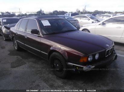 1992 BMW 735 I AUTOMATIC