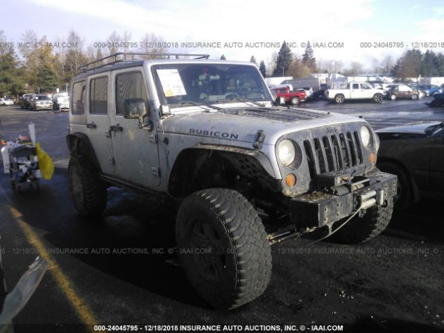 2007 JEEP WRANGLER, 24045795 | IAA-Insurance Auto Auctions