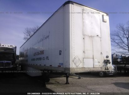 2006 STOUGHTON TRAILERS INC VAN