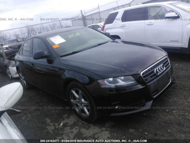 Insurance Auto Auction Salvage >> 2009 Audi A4 24162477 Iaa Insurance Auto Auctions