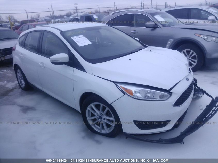 Car Auctions In Nc >> 2017 Ford Focus 24168424 Iaa Insurance Auto Auctions