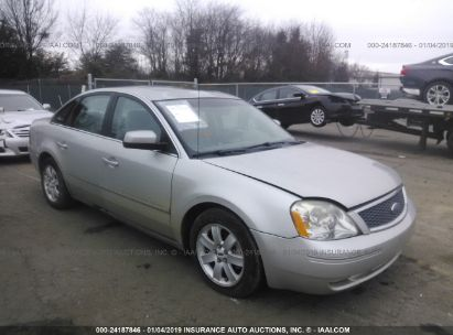 2006 FORD FIVE HUNDRED SEL