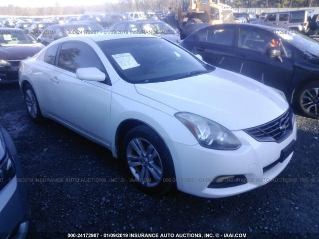 2012 NISSAN ALTIMA, 24172987 | IAA-Insurance Auto Auctions