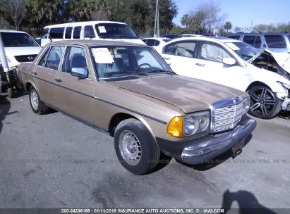 1985 MERCEDES-BENZ 300 DT