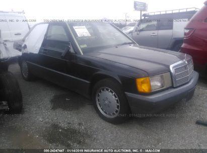 1991 MERCEDES-BENZ 190 E 2.3