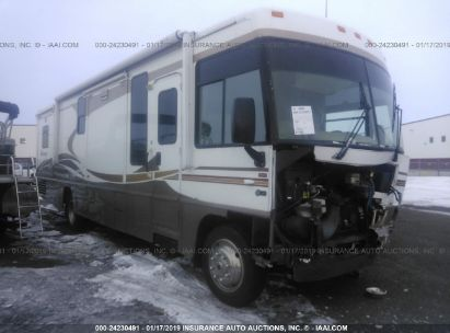 2006 WORKHORSE CUSTOM CHASSIS MOTORHOME CHASSIS W22