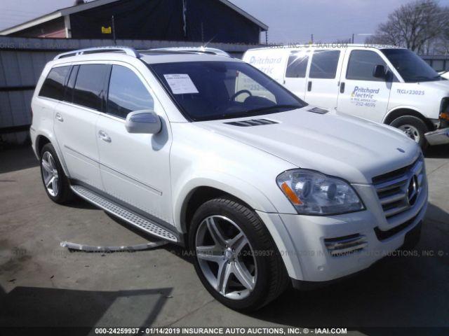 2010 MERCEDES-BENZ GL, 24259937 | IAA-Insurance Auto Auctions