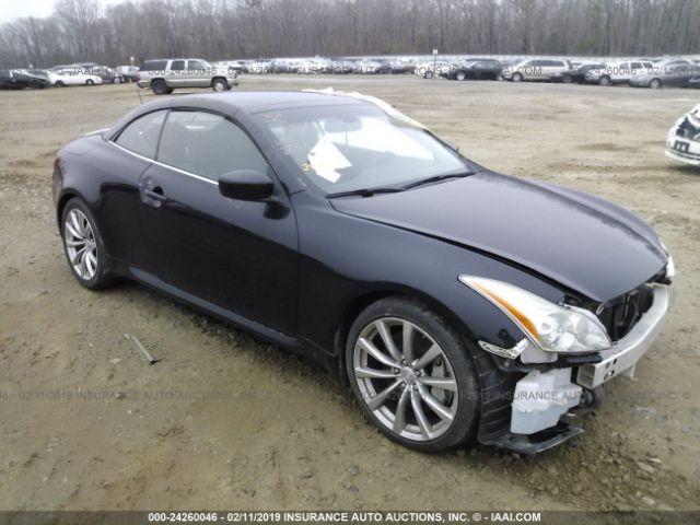2009 INFINITI G37, 24260046 | IAA-Insurance Auto Auctions