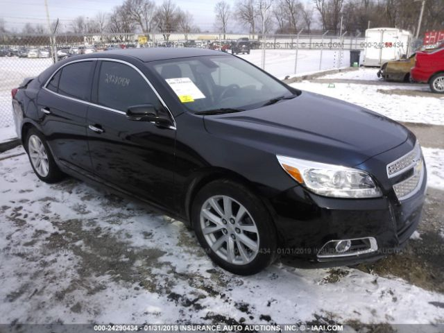 2013 Chevrolet Malibu 24290434 Iaa Insurance Auto Auctions