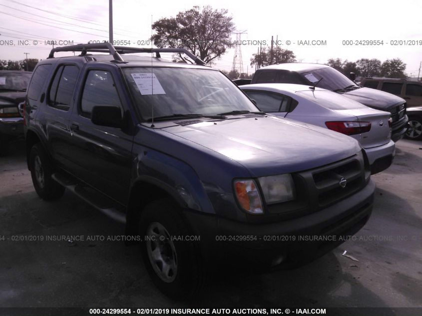Car Auctions In Nc >> 2000 Nissan Xterra 24299554 Iaa Insurance Auto Auctions