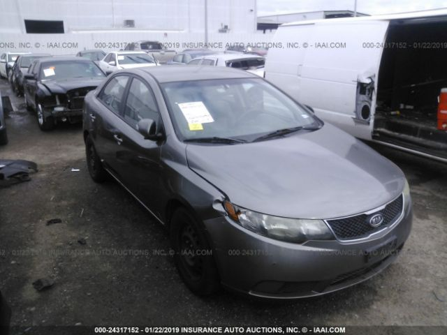 Iaai Houston North >> 2010 Kia Forte 24317152 Iaa Insurance Auto Auctions
