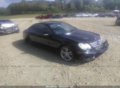 2007 MERCEDES-BENZ CLK 350