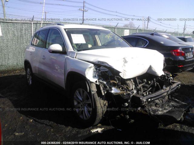 2009 VOLKSWAGEN TIGUAN, 24368200 | IAA-Insurance Auto Auctions
