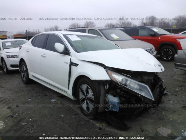 2012 KIA OPTIMA, 24385053 | IAA-Insurance Auto Auctions