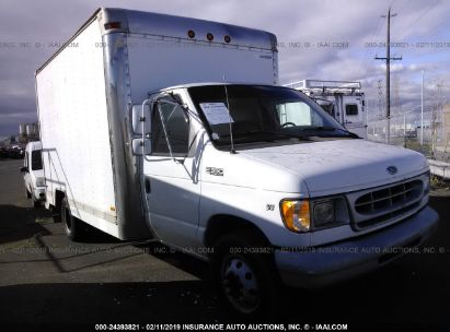 1999 FORD ECONOLINE E350 SUPER DTY COMMCTWY V