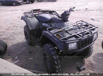 2004 ARTIC CAT ATV 250