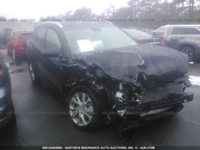 2019 Hyundai Tucson 24404565 Iaa Insurance Auto Auctions