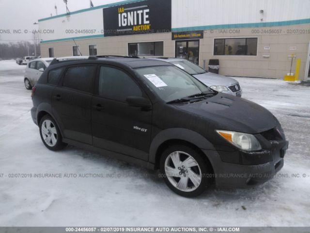 2004 PONTIAC VIBE, 24456057 | IAA-Insurance Auto Auctions