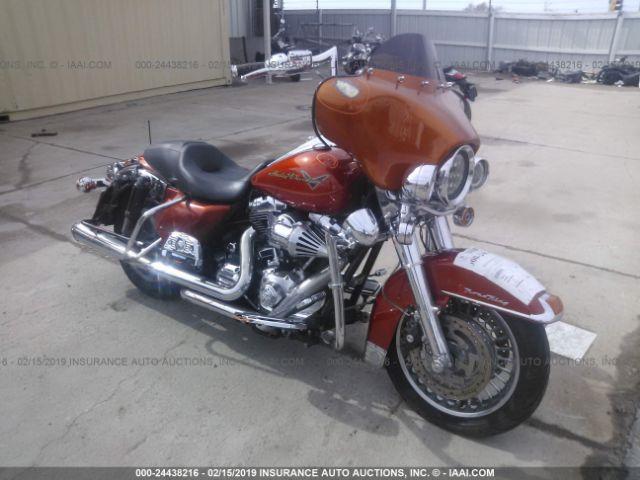 2011 HARLEY-DAVIDSON FLHR, 24438216 | IAA-Insurance Auto Auctions