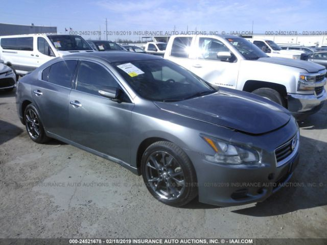 Iaai Houston North >> 2014 Nissan Maxima 24521678 Iaa Insurance Auto Auctions