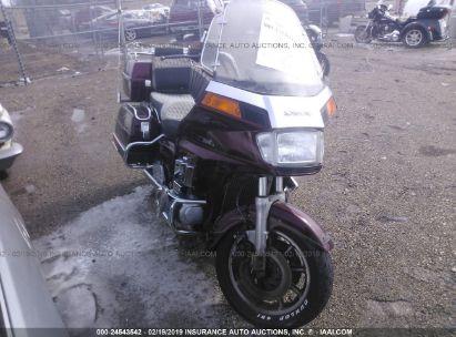 1984 HONDA GL1200 I