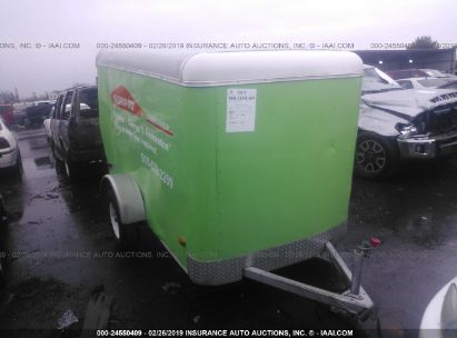 2003 PACE TRAILER