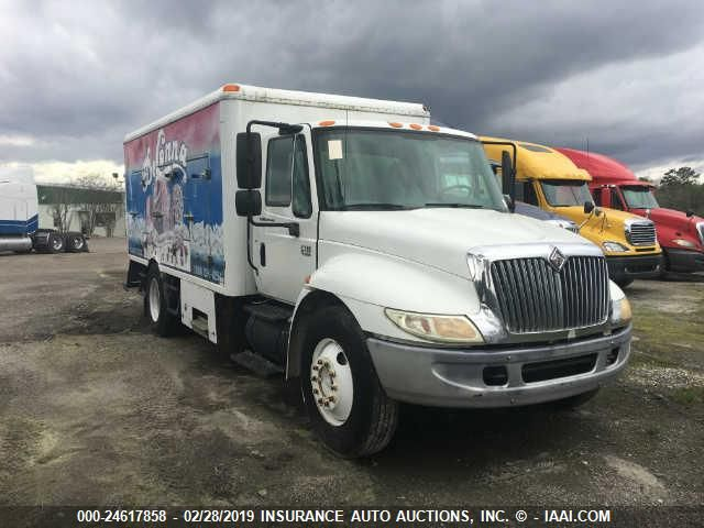 2004 INTERNATIONAL 4300, 24617858 | IAA-Insurance Auto Auctions