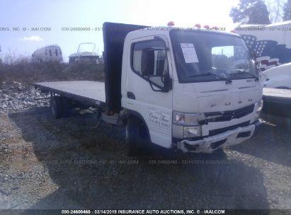 2012 MITSUBISHI FUSO TRUCK FE FEC92S