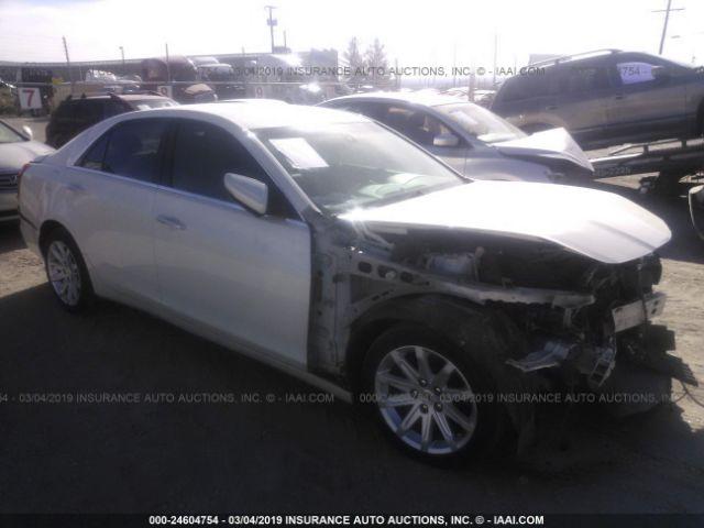 2014 CADILLAC CTS, 24604754   IAA-Insurance Auto Auctions