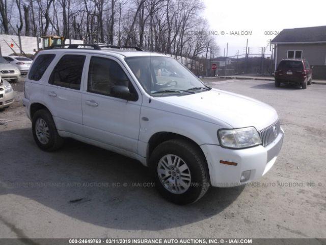 2007 MERCURY MARINER, 24649769 | IAA-Insurance Auto Auctions
