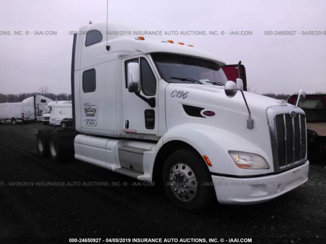 2012 PETERBILT 587, 24650927 | IAA-Insurance Auto Auctions