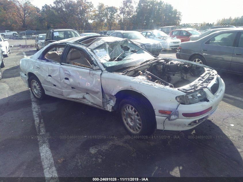1998 mazda millenia 24691028 iaa insurance auto auctions iaa