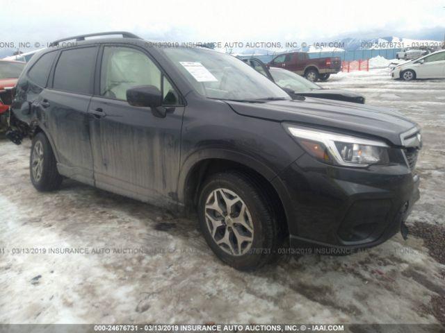 2019 SUBARU FORESTER, 24676731 | IAA-Insurance Auto Auctions