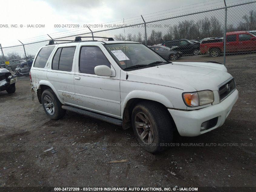 2004 NISSAN PATHFINDER, 24727209 | IAA-Insurance Auto Auctions