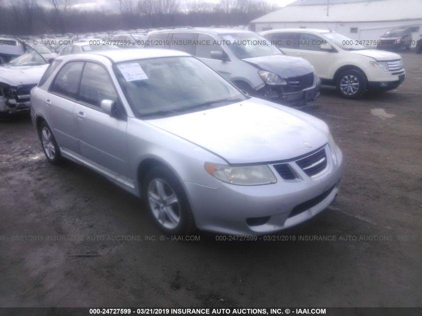 2005 Saab 9 2 24727599 Iaa Insurance Auto Auctions