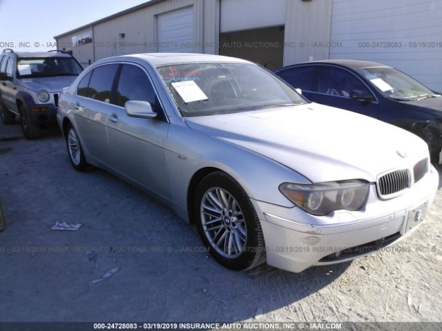 Car Auctions In Nc >> Wbagn635x4ds55261 Bmw 745 Li View History And Price At
