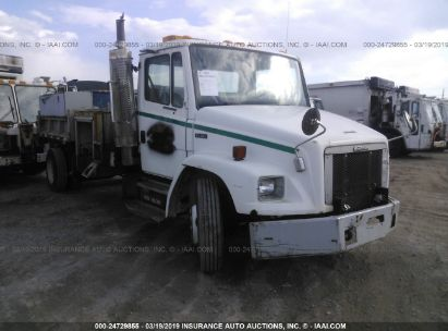 2000 FREIGHTLINER MEDIUM CONVENTION FL60