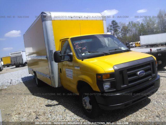 2014 FORD E350, 24757255 | IAA-Insurance Auto Auctions
