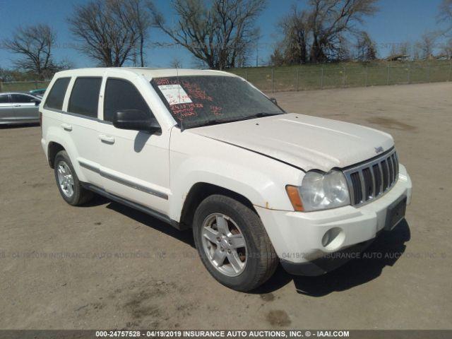 2005 JEEP GRAND CHEROKEE, 24757528 | IAA-Insurance Auto Auctions