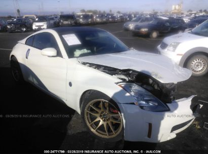 2004 NISSAN 350Z COUPE