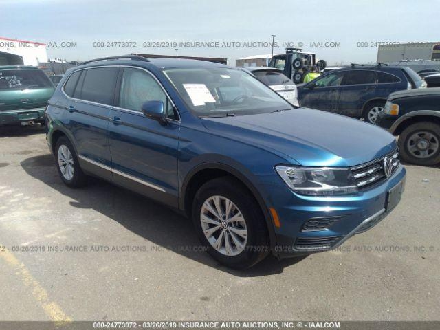 2018 VOLKSWAGEN TIGUAN, 24773072 | IAA-Insurance Auto Auctions