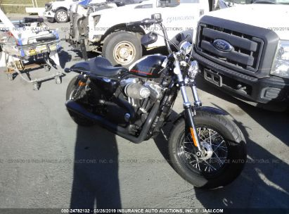 2014 HARLEY-DAVIDSON XL1200 FORTY-EIGHT