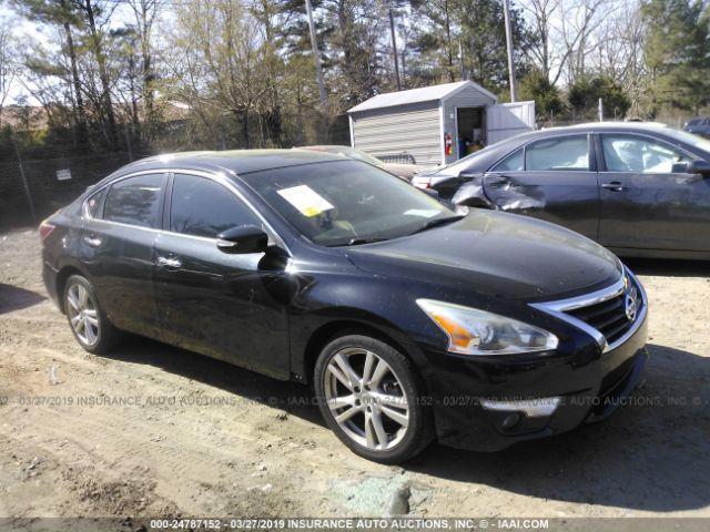 2013 Nissan Altima 24787152 Iaa Insurance Auto Auctions