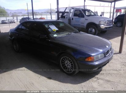 2000 BMW 540 I AUTOMATIC